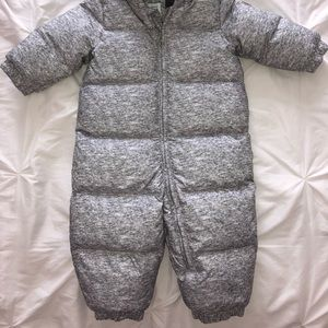 a04a4591a GAP One Pieces | Baby Snowsuit Size 1218 Months | Poshmark